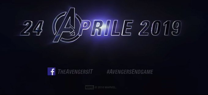 #Avengers End Game: ufficiale il primo trailer italiano! #AvengersEndGame Photo