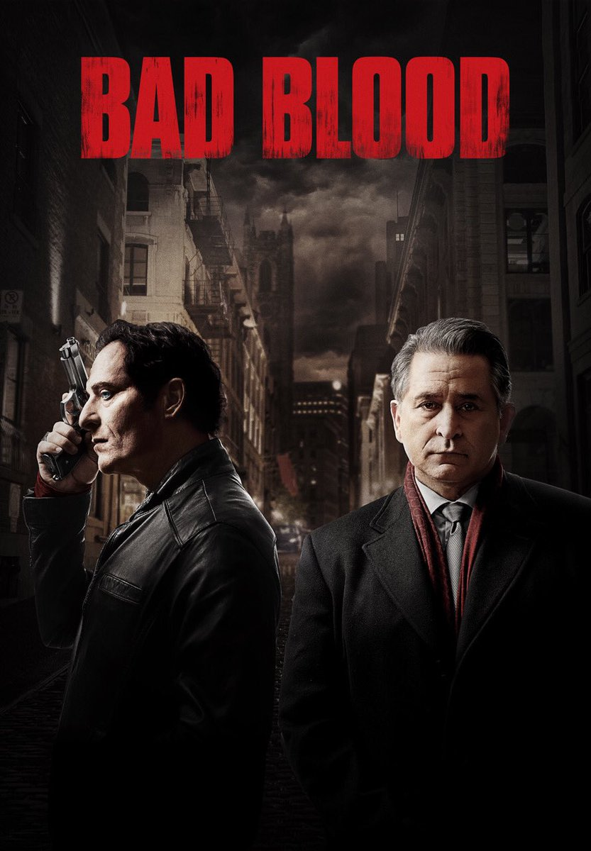 bad blood serie