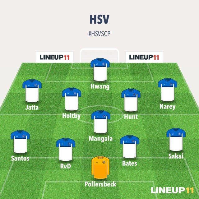 Pollersbeck hat den heutigen Härteste bestanden und kann gegen Paderborn spielen. Ansonsten keine Veränderungen. Das heutige Spiel wird kein Selbstläufer, wir dürfen gespannt sein. #HSVSCP #HSV Foto