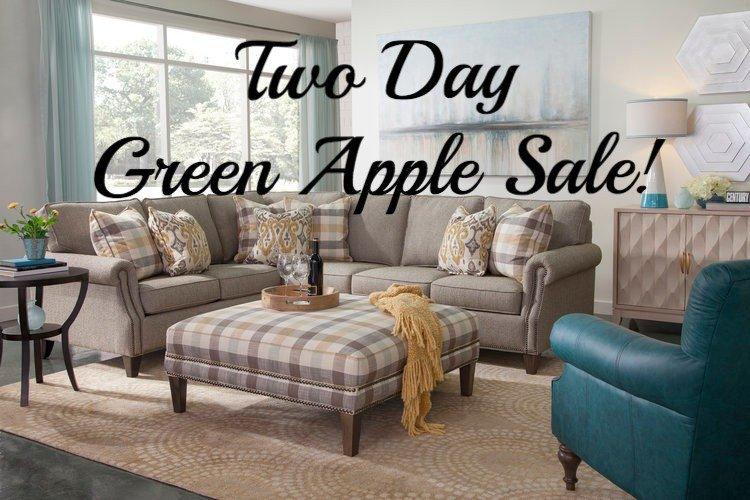 Hutch &amp; Home in Beaver Falls is having a two-day Green Apple Sale on Dec 7th-8th! RSVP to Michael at 412-821-2900 or michael@greenapplebarter.com!  https:// srtl.co/HE3R  &nbsp;   <br>http://pic.twitter.com/s4wiEwJZwF