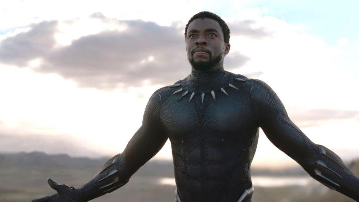 Celebs Arabic's photo on Black Panther