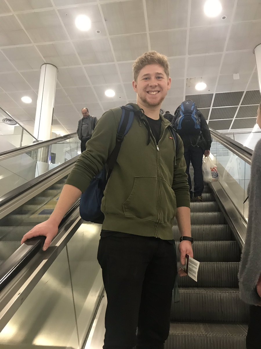 test Twitter Media - Just waved my eldest @Cameron_Lawranc off at the airport. Headed to Chamonix for the season 🏂⛷🎿🛷❄️☃️ https://t.co/UsickQrpZg