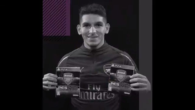 Fancy winning a copy of Pro Evolution Soccer 2019 signed by Torreira, Bellerin and Sokratis?  Konami are giving you the chance right here: https://www.arsenal.com/news/win-signed-pes-2019-game-ps4…