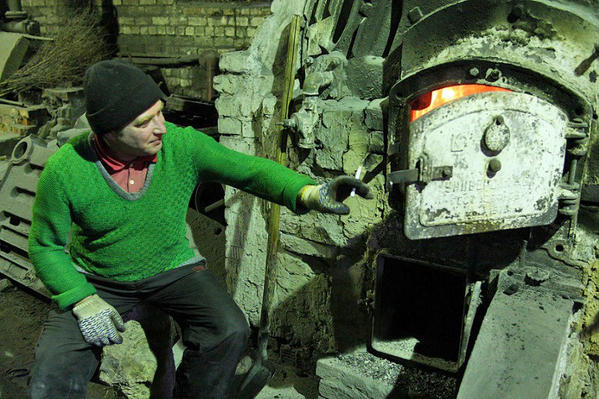режим подачи тепла в производственные помещения