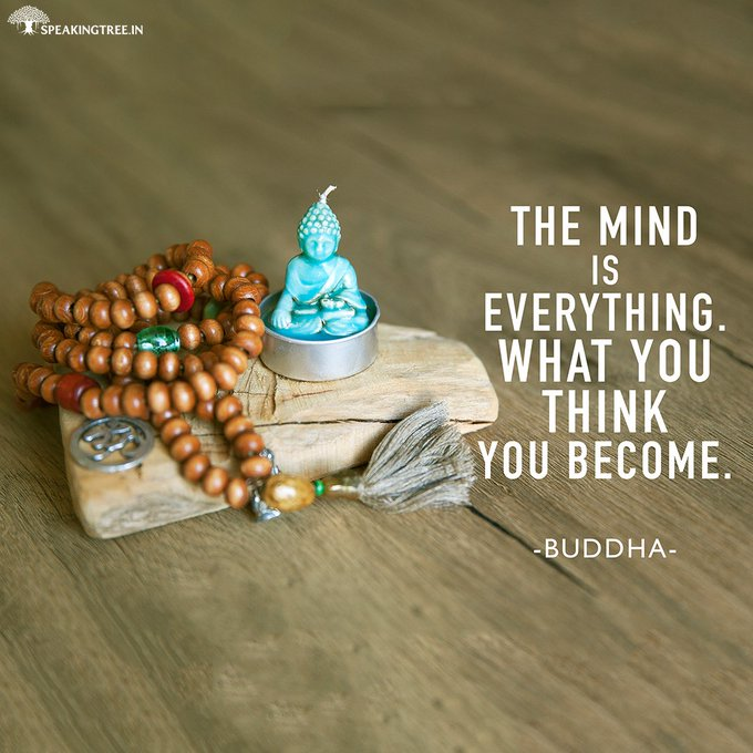 Think Positive. #SaturdayMotivation #MotivationalQuotes Photo