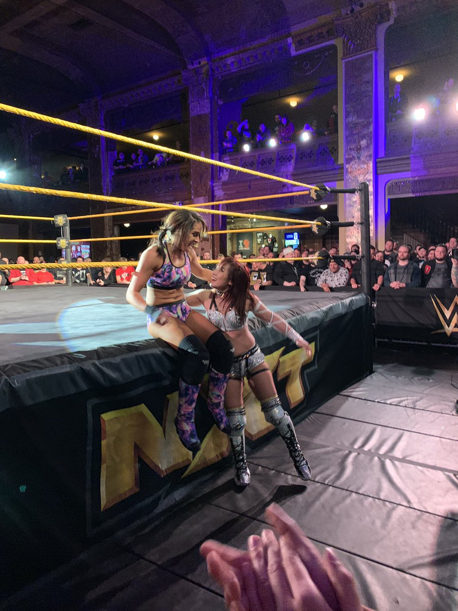 DakotaKai_WWE photo