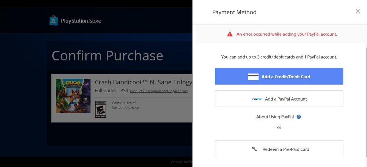 Psn Paypal Alter Bestätigen