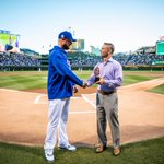 Happy birthday to #Cubs general manager Jed Hoyer!