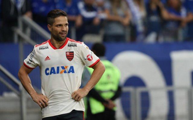Cruzeiro demonstra interesse na contratação de Diego Ribas, que poderá assinar pré-contrato em janeiro - Foto