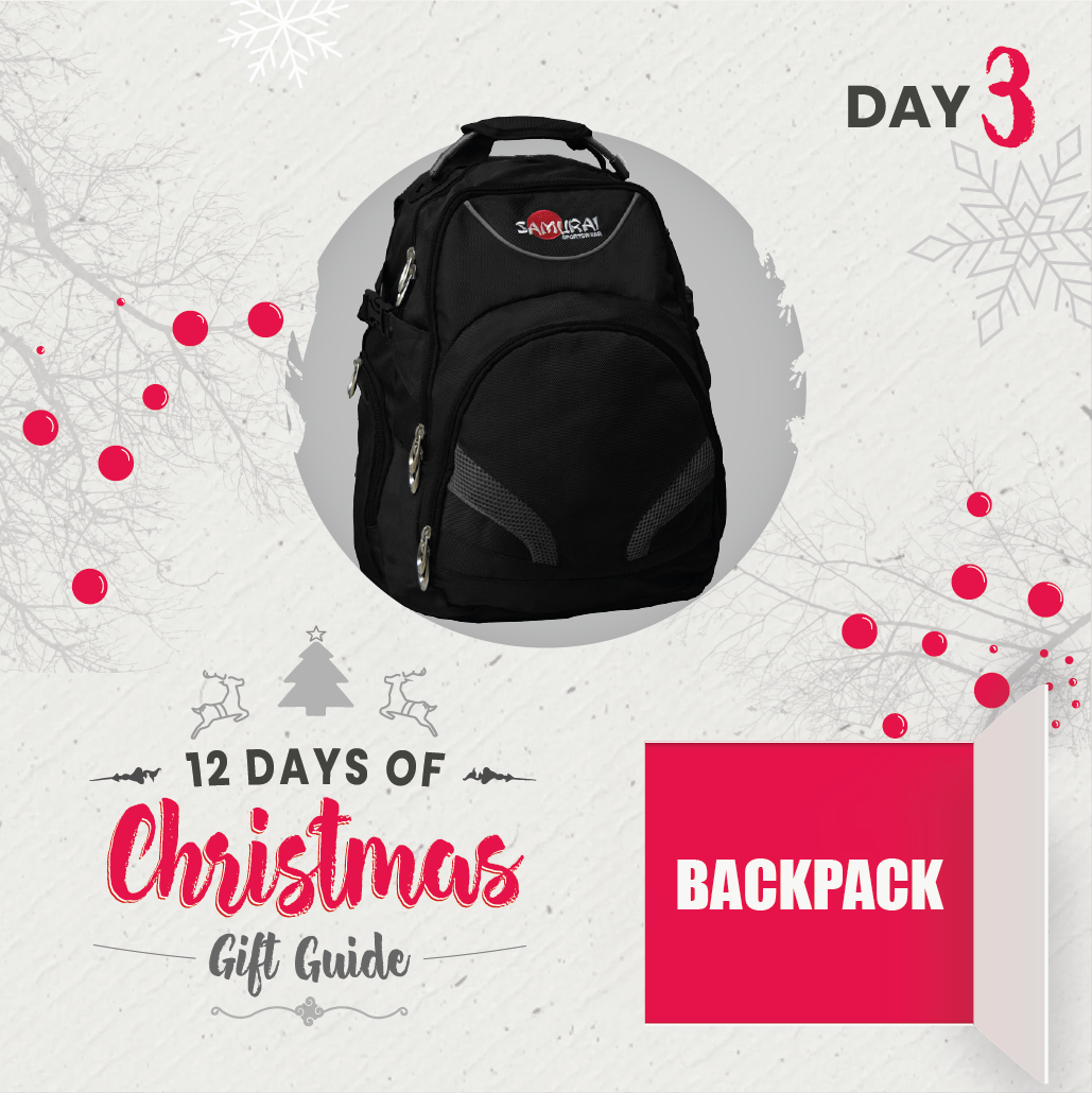 test Twitter Media - Day 3 of our 12 Days of Christmas Gift Guide is upon us and today we feature our hugely popular backpack - a great gift for pretty much anyone! https://t.co/INdbsGeqyD https://t.co/QQEg2dPBqK