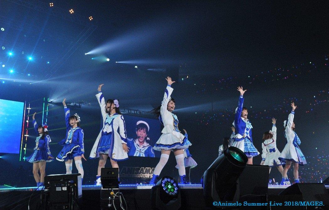 ♪WONDERFUL STORIES~勇気はどこに?君の胸に!/Aqours #anisama