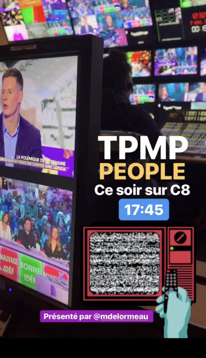#TPMPPeople Latest News Trends Updates Images - Mdelormeau