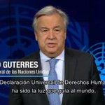 #DerechosHumanos Twitter Photo