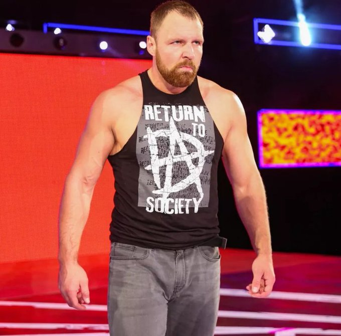 Happy Birthday to RAW star Dean Ambrose who turns 33 today!
