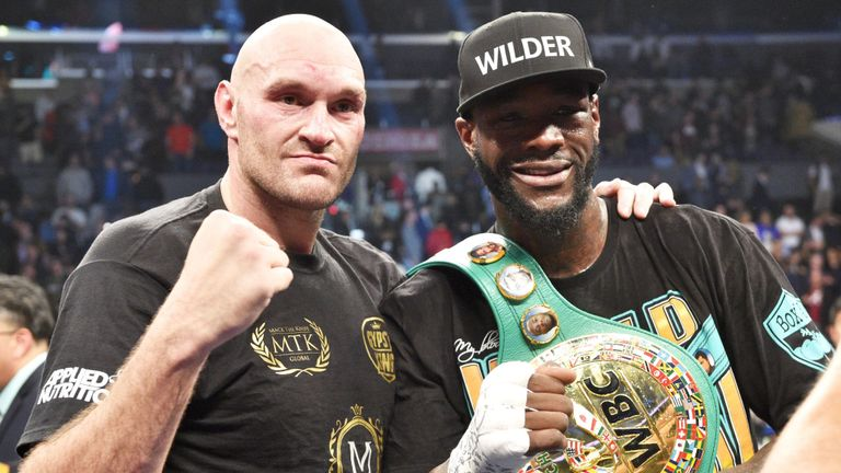 BREAKING: The WBC has sanctioned a direct rematch between heavyweight champion Deontay Wilder and Tyson Fury. #SSN