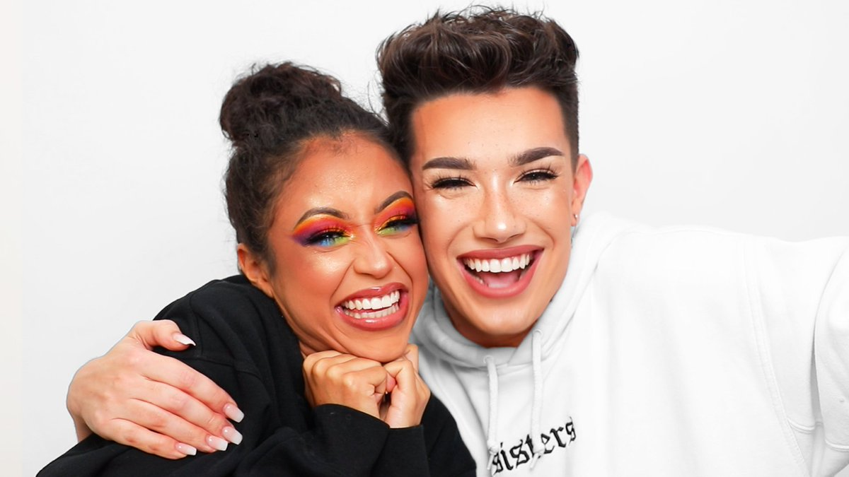 RT to be the next video's sister shoutout!!  DOING @LIZAKOSHY 'S MAKEUP is now LIVE on my channel!! 🥰👧🏽 Check it out https://youtu.be/AvQj2VVd5s8