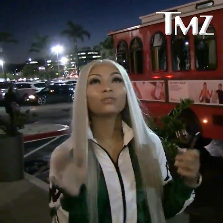 Cuban Doll: Dont blame me for for Offset and Cardi Bs split! 🤷♀️ Hear everything she has to say: tmz.me/tpUEJfI