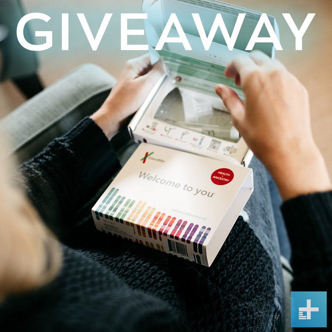 Why buy someone a gift when you could win one?! Enter for a chance to win a @23andMe DNA test kit for the family historian in your life! bit.ly/BestHolidayGif… How to enter: Like, RT, comment your favorite item from our list of Best Gifts for the Holidays.
