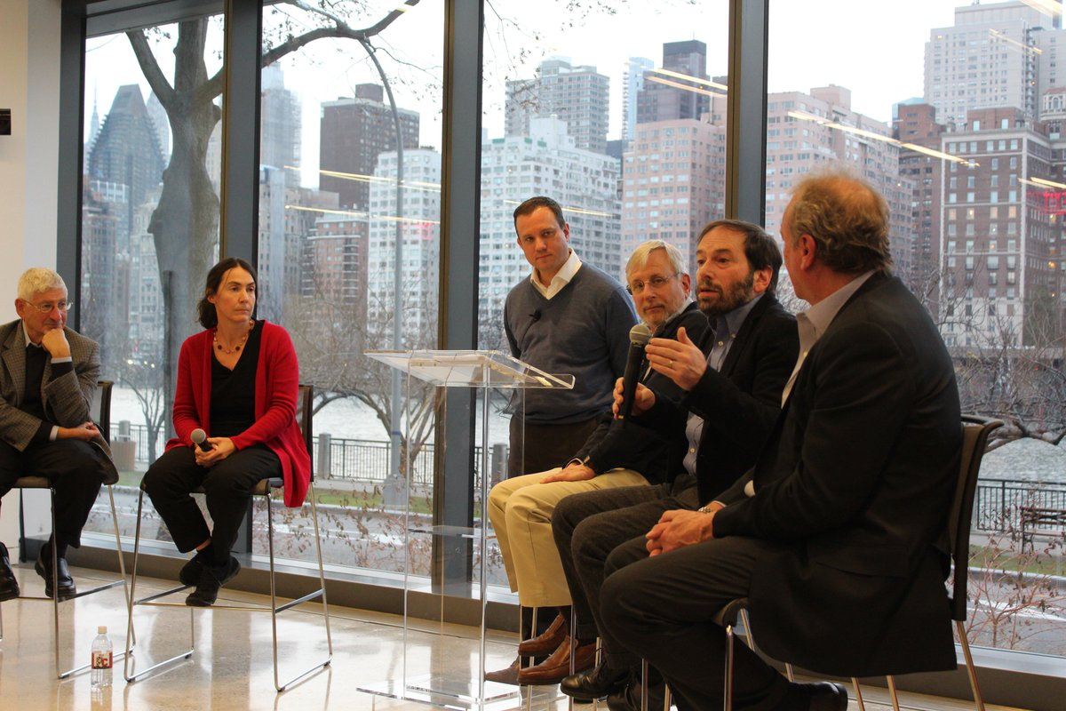 Tech innovators from Cornell and r4 were members of an awesome panel kicking off the Cornell-r4 Applied AI Initiative yesterday at Cornell Tech.