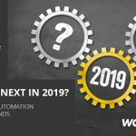 Image for the Tweet beginning: What's next for automation in