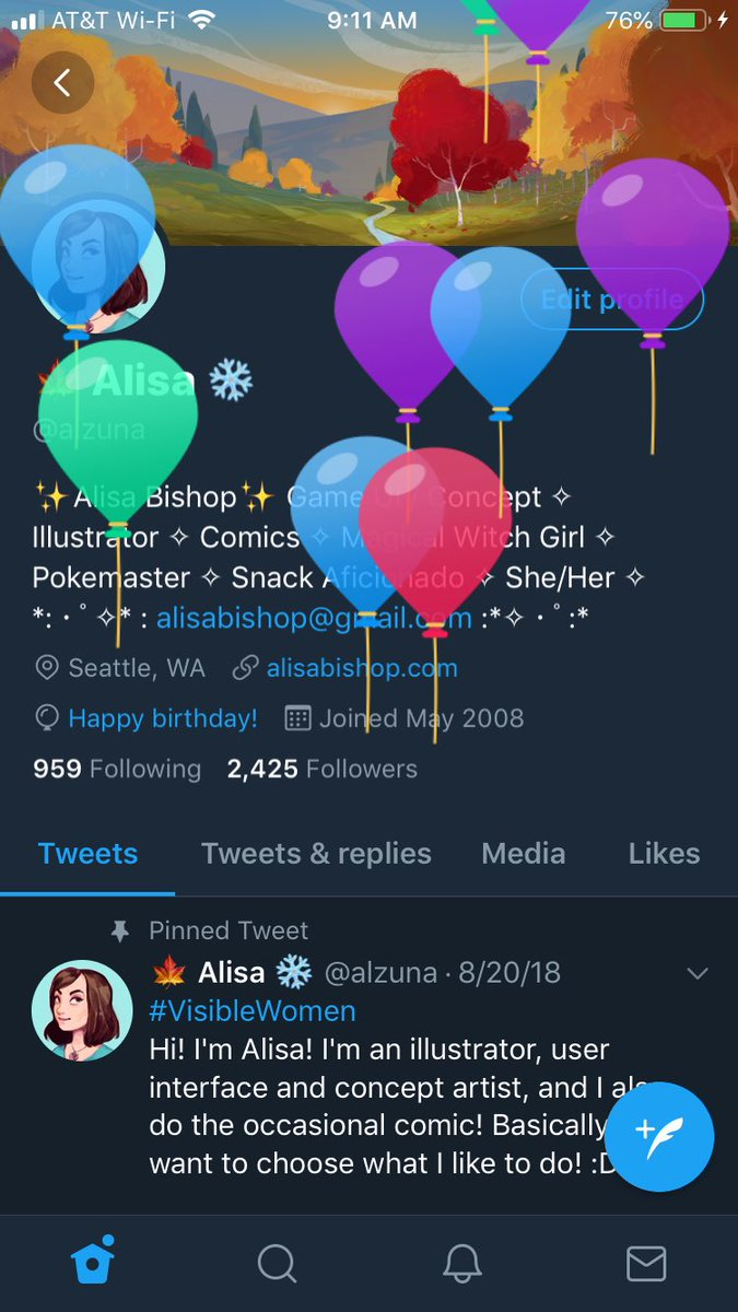 It's that time 🎈