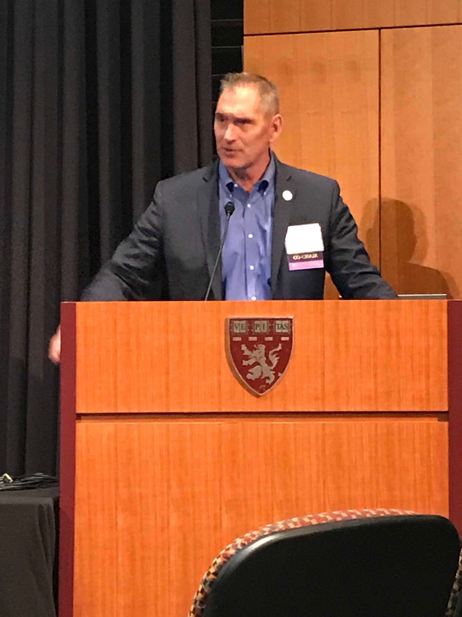 """Chief Ryan closes #PAARISummit2018 """"Go Forward, do good things, expand access to medicated assisted treatment, thank you for the work you do"""" @PaariUSA<br>http://pic.twitter.com/fl7btKlGUi"""