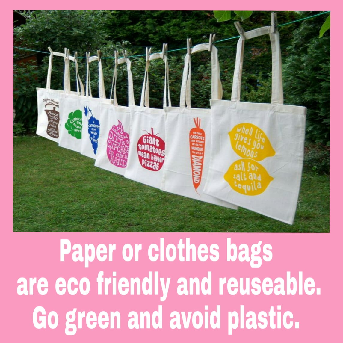 #Thisbagsavestheearth Latest News Trends Updates Images - ReetuInsa8