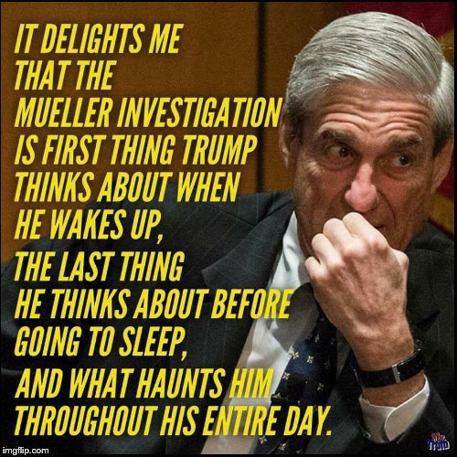 An innocent person would not do everthing in his power to discredit the Mueller investigation. An innocent person would not totally fixate on the investigation as Trump does, because they would know there was nothing to find. #TheResistance #MAGA #Trump #Resist #ImpeachTrump