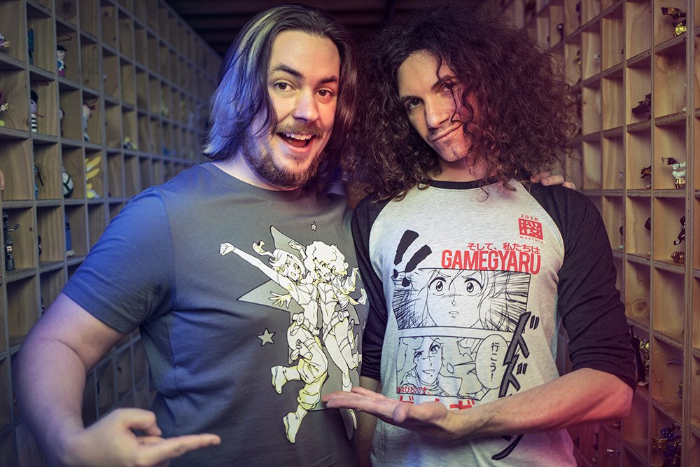 Game Grumps Sur Twitter The Big Reveal Our Merch