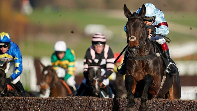Arkle favourite Lalor bids to follow in footsteps of Altior in Henry VIII Chase > > Photo