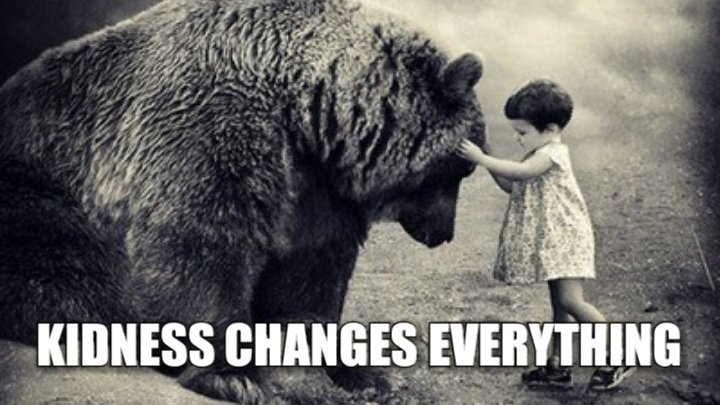 ...kidness changes everything...  #FridayFeeling #quote<br>http://pic.twitter.com/EQIgZwhpLw