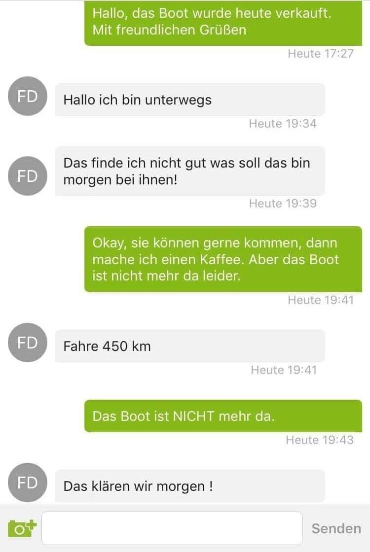 Fretzi On Twitter Das Gehort In Die Ebay Kleinanzeigen Fails Von Kuchentv D