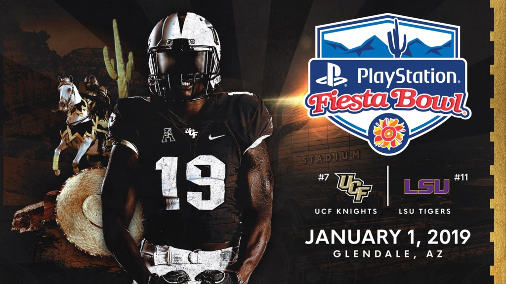 #UCFiesta 🎟 Info 😎🌵 •Purchase your tickets & select your seat: ucfknights.co/18ucfiestatix •Donate your tickets: ucfknights.co/18donatefiesta