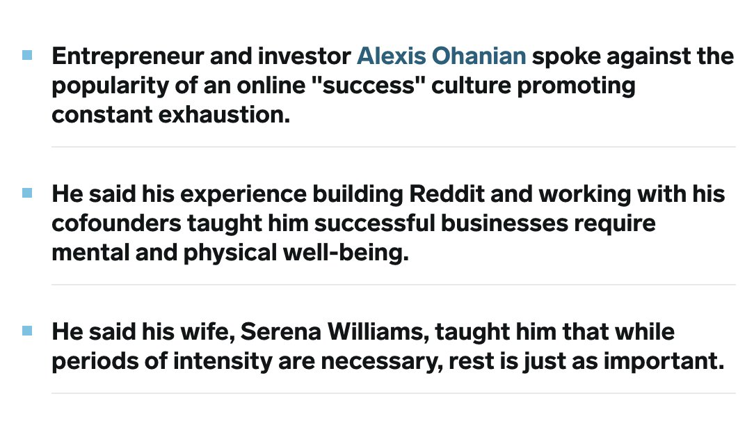 Alexis Ohanian Sr  🚀 on Twitter: