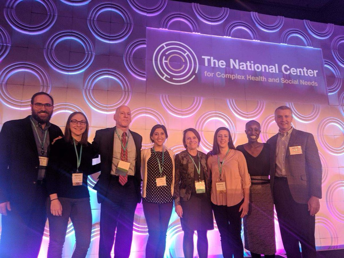 Always great to connect with past and present Fellows at #CenteringCare18 @natlcomplexcare @camdenhealth @CrozerKeystone Join our movement! <br>http://pic.twitter.com/VDaicGHqfm