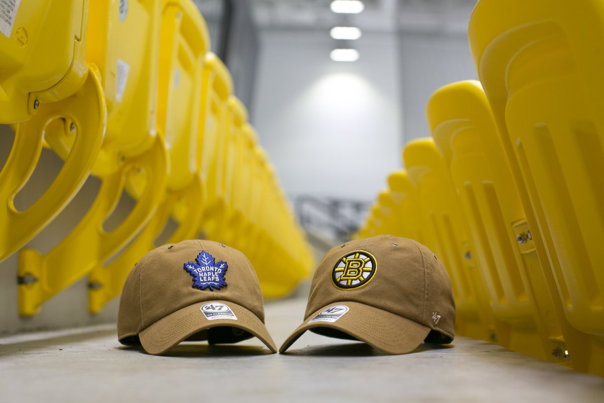 Heavy-duty headwear for the NHL s most historic teams  Carhartt  47   OutworkOutroot 4aa3c519edc4