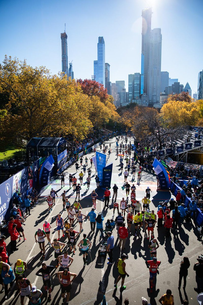 For thousands, the #TCSNYCMarathon marked a milestone in their lives. ✨ As 2018 winds down, we are excited to look to the future when thousands more will achieve milestones of their own. Whats one race youre excited for in 2019? Let us know below! ⤵️