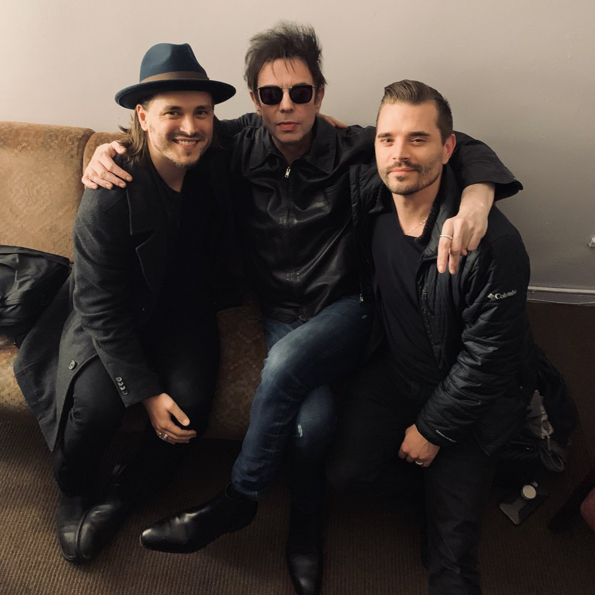 test Twitter Media - Finished an incredible North American tour with Echo & The @Bunnymen. We continue to be inspired by their groundbreaking music & the unparalleled poetry of Ian McCulloch! Thanks to everyone who came to the shows!  . #ENATION #Bunnymen #Tour #Alternative #New Wave #PostPunk https://t.co/ZJsH3iCjCX