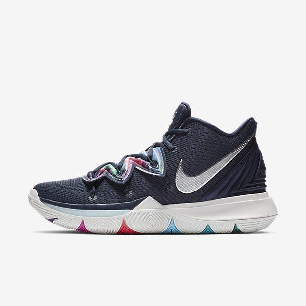... LIVE via Nike US Nike Kyrie 5 Multicolor httpbit.ly2E9G61s pic. twitter. e46f4d722