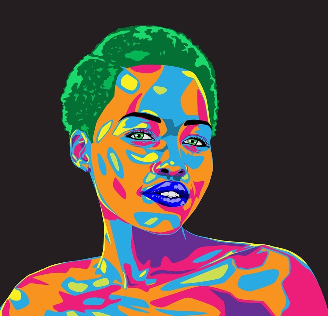 I prefer living in color! #FanArtFriday Thank you, Jordan! https://t.co/1UhpbpglY4