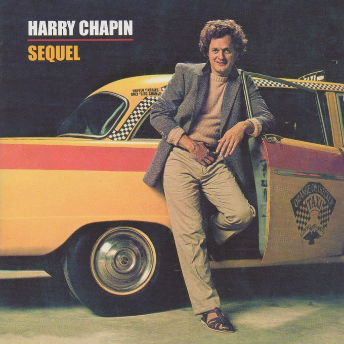 HAPPY BIRTHDAY!! To the late very Great Harry Chapin