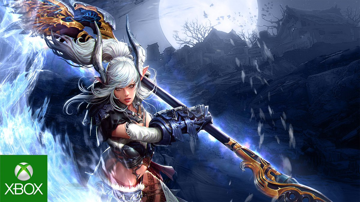 The valkyrie class favors pure action over stealth and subtlety, and it's coming to Xbox One this January 8th!  🎮 Play TERA on #Xbox - http://bit.ly/GetForXB1