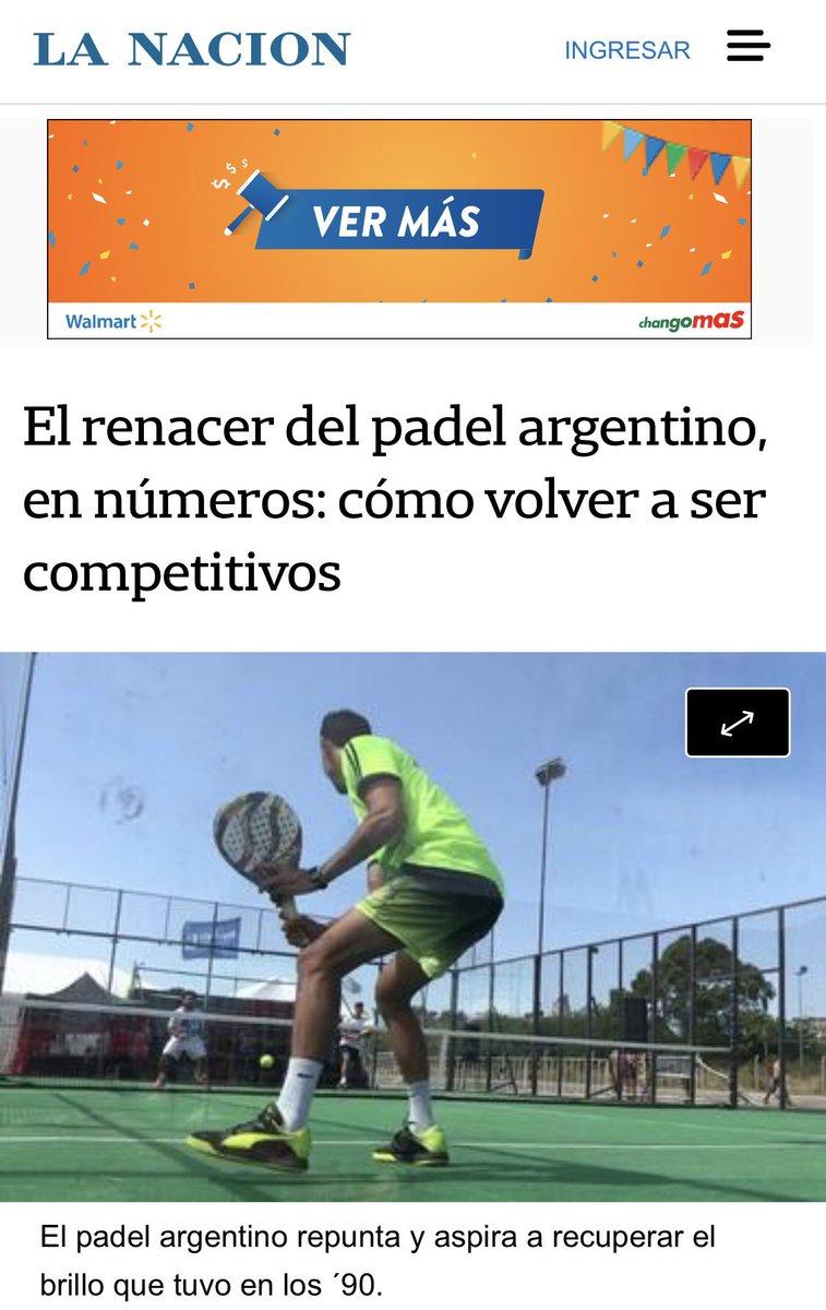 bcdf89b9 #PadelMasterCup en La Nación. #QueVivaElPadel @Ajppargentina  @wfgofficialpic.twitter.com/gUnO2skXGP
