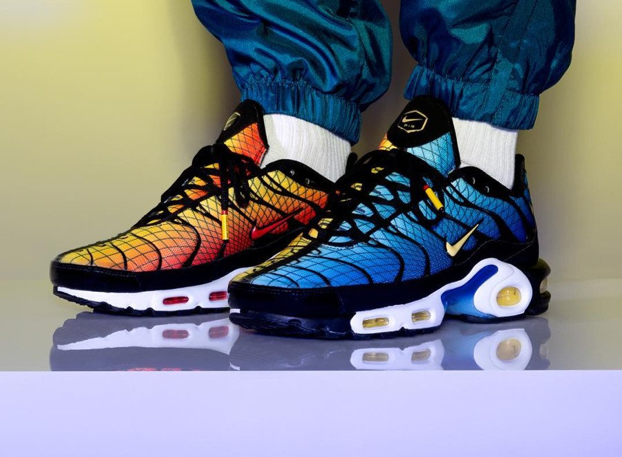 Details zu Nike Air Max Plus TN GREEDY