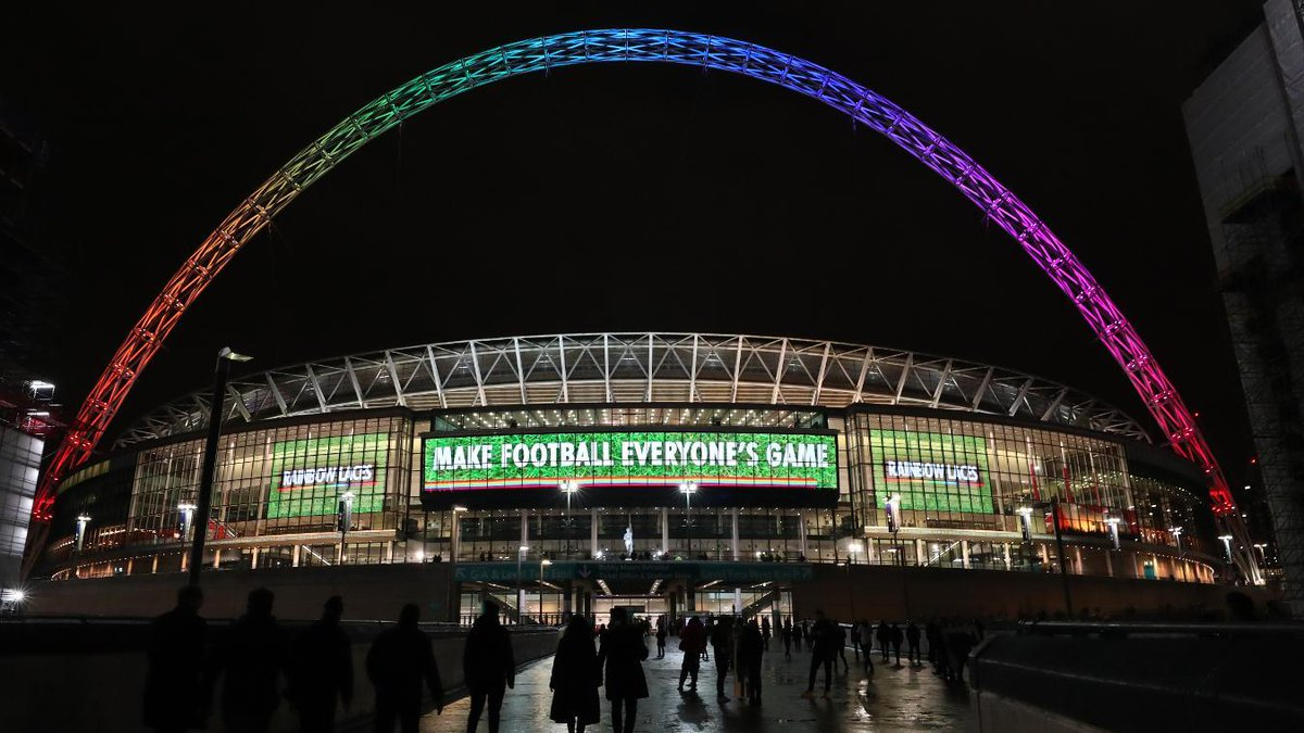 📸 The #PL and its clubs have been marking @stonewalluk's #RainbowLaces campaign  Gallery ➡️ http://preml.ge/1G5ynR