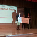 The season of giving.  The #Cubs today awarded a $25,000 All-Star Grant to Lake View High School. #CubsCharities