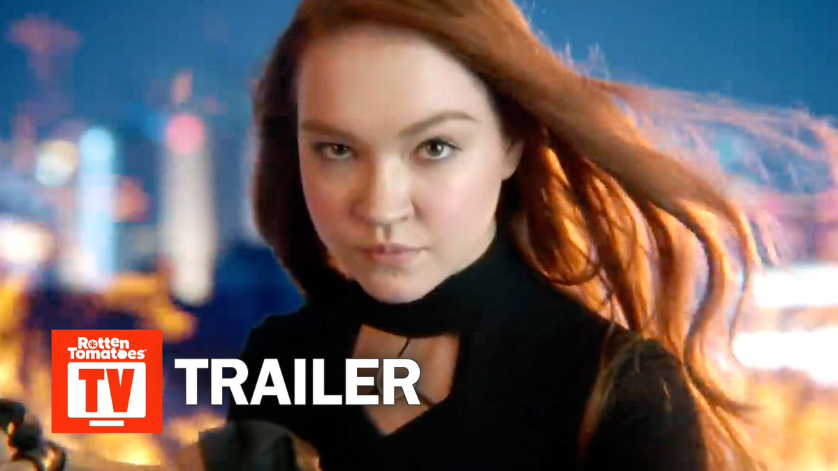 Move over Avengers, #KimPossible is here to save the world.