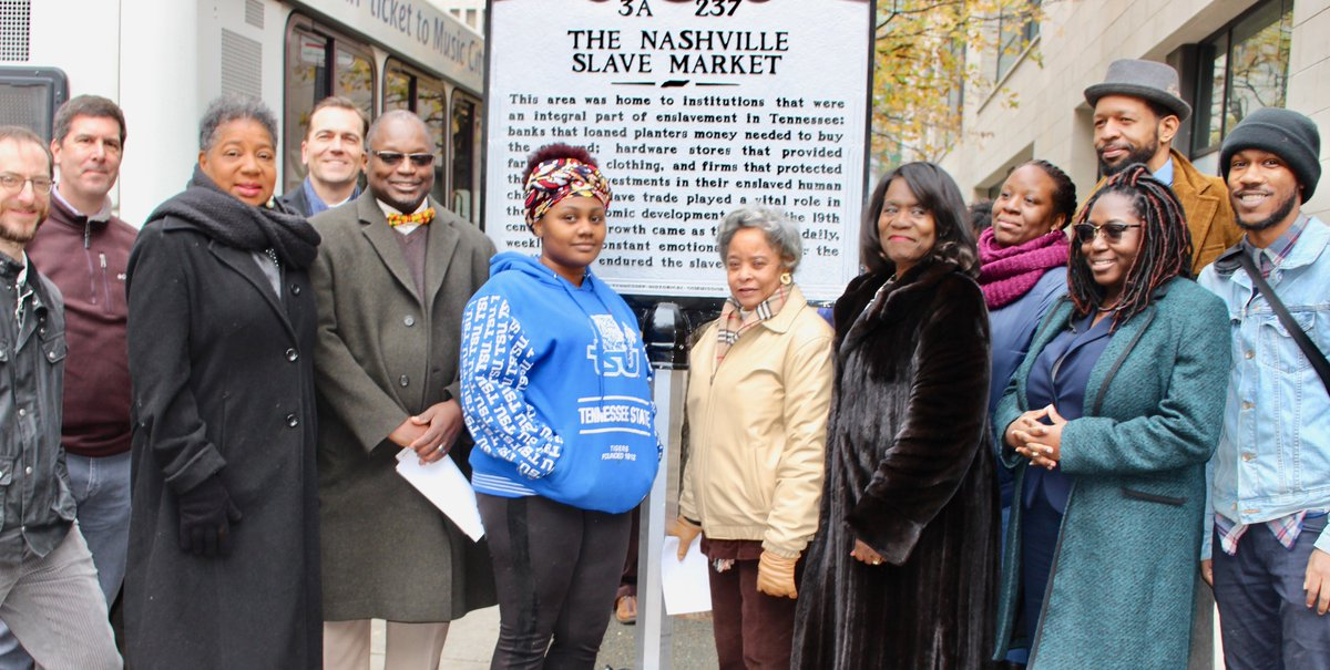 marker acknowledges nashvilles slave - HD 5184×2615