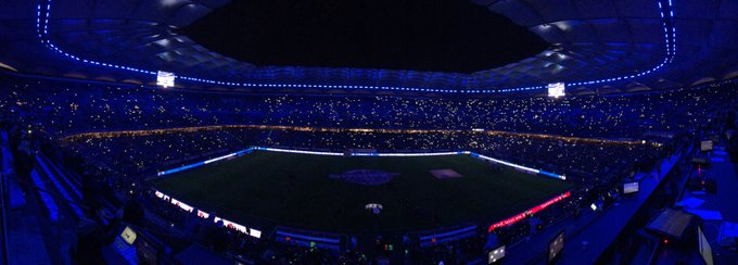 Wishing you good night and a smashing weekend, HSV fans! 🔷 #nurderHSV #HSVSCP Foto