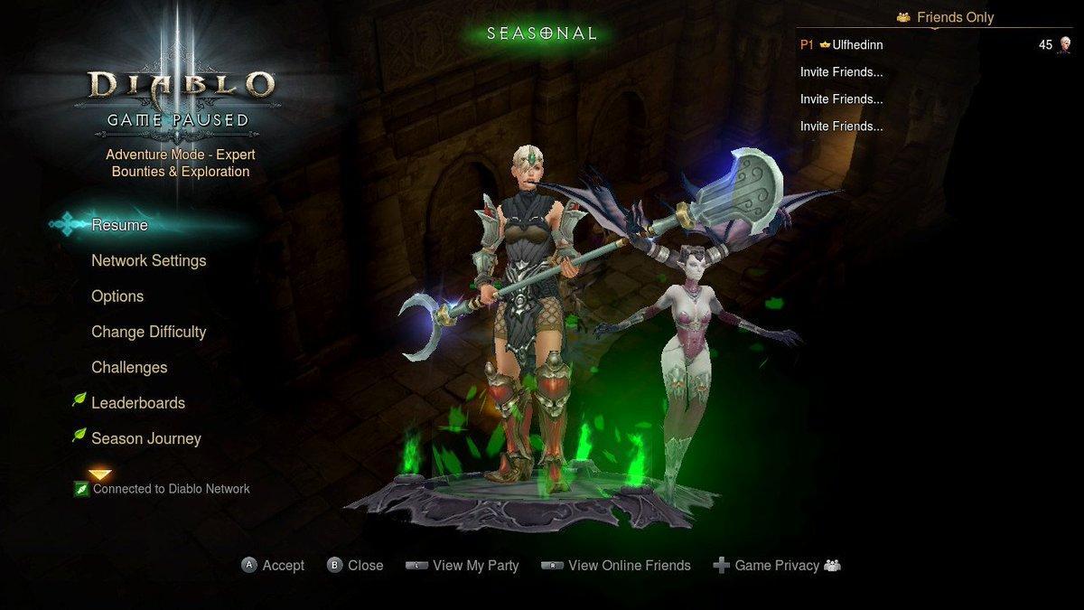 Diablo 3 queen of succubus pet